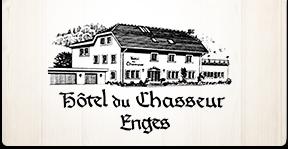 Hôtel-Restaurant du Chasseur (Enges, Neuchâtel)